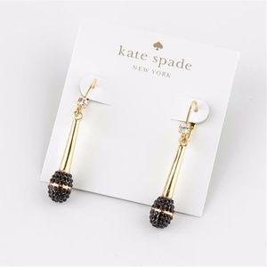 KATE SPADE MICROPHONE EARRINGS