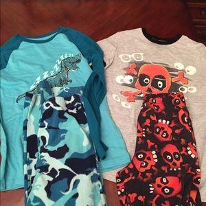 Other - Long sleeve boy pajama set