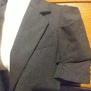 BCBGMAXAZRIA Pinstriped Blazer (xs)