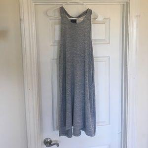 Gap softspun grey dress