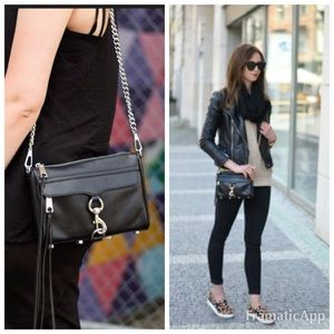 Rebecca Minkoff Mini MAC Crossbody Bag $295