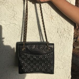 Tory Burch Fleming 💯 authentic handbag