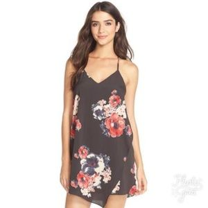 Intimately Free People Cascades Floral slip Dress