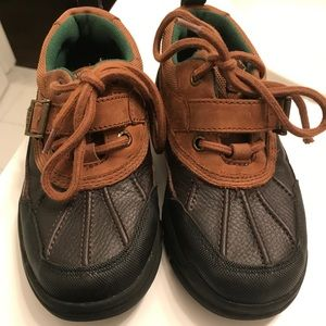 Polo Ralph Lauren boys shoe size 13 used
