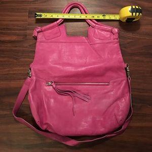 Foley + Corrina Pink Large Bag