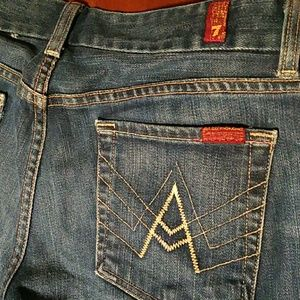 """7For All ManKind""  Jeans"