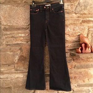 Madewell wide-leg denim jeans