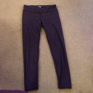 Gapfit leggings size large purple