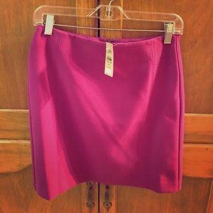 Pink Loft skirt - NWT