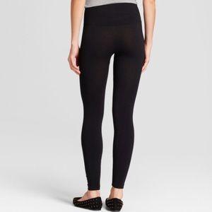73001968d09df8 Merona Pants | Nwt Seamless Leggings Wide Waistband | Poshmark