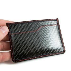 New‼️ Carbon Fiber Wallet/Card Holder