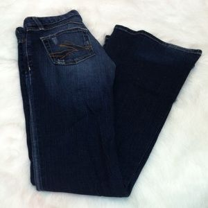 BKE Star Stretch flare jeans