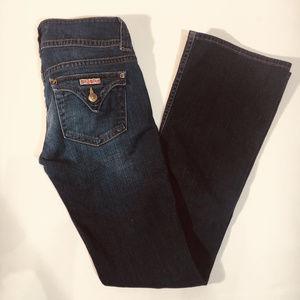 HUDSON SIgnature Bootcut Jeans Sz 27