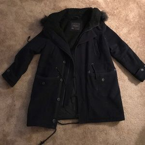 XL winter coat