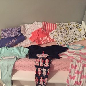 Other - Lot of PJs (2T)