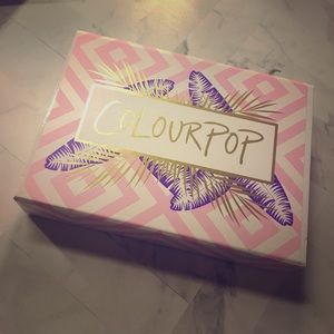 Colourpop Eyeshadow Set