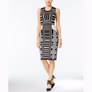 Dresses & Skirts - NEW Intarsia-Knit Bodycon Dress