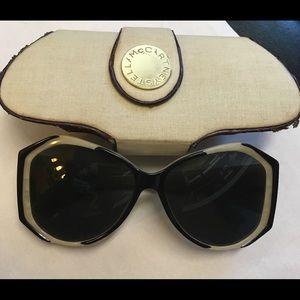 Stella McCartney Oversized Geometric Sunglasses