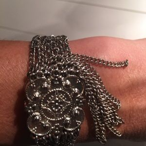 Banana Republic snap closure bracelet