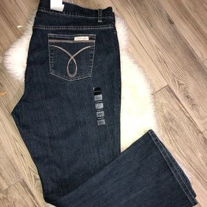 Calvin Klein Jeans Stretch Flare 20W X 30