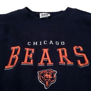 Lee Shirts - VINTAGE - NFL - Chicago Bears Sweatshirt efba2ee42