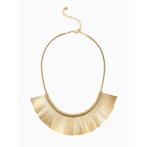 Stella & Dot Essential Fringe Necklace