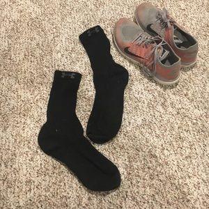 Worn socks