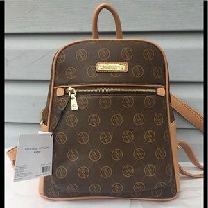 Adrienne Vittadini signature women's Backpack$190
