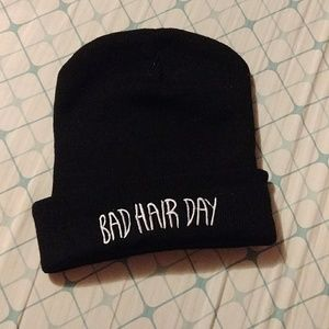 Accessories - Bad Hair Day Beanie