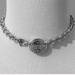 Tiffany Choker Necklace