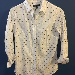 NWT Banana Republic Button Down Shirt