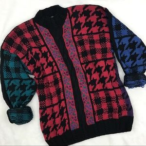 Vintage 90s Oversized Woolrich Sweater