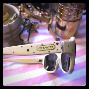 Vintage🌈 COACH sunglasses 😎 Prescription  -2.50