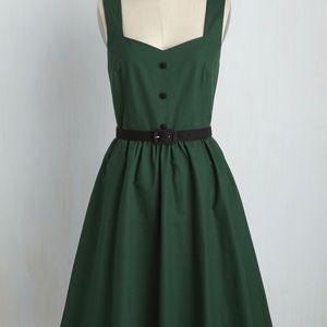 NWOT Modcloth Holiday Dress