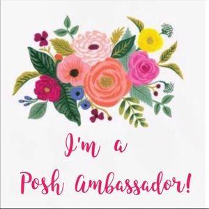 Posh Ambassador 💕💕☺️