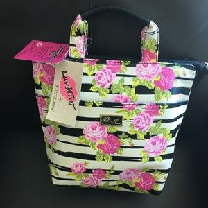 Luv Betsey Insulated Lunch Tote 🌸🌺🌸🌺🌸🌺🌸