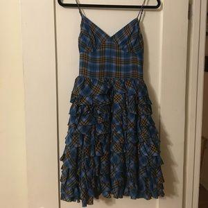 Betsey Johnson Plaid Dress