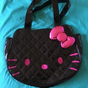 Women s Hello Kitty Quilted Bag on Poshmark d645f32b7440f