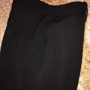 Worthington Black Petite Career Pants