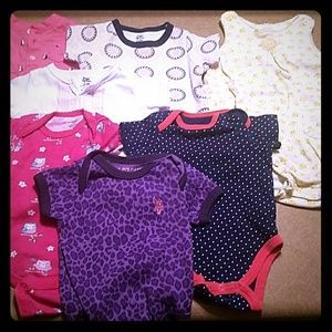 💜Bundle of baby girl clothes💜