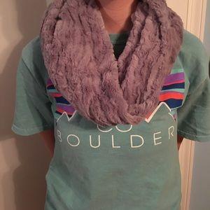Merona faux fur scarf