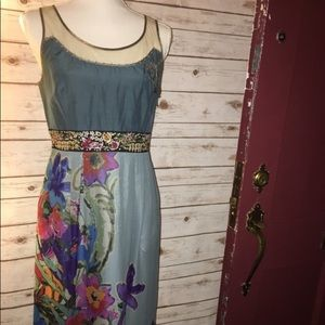 Beautiful Anthropologie dress brand new with tags
