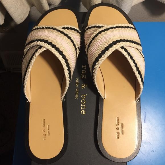 f97f4812c580 Rag and bone New York Keaton slide sandals