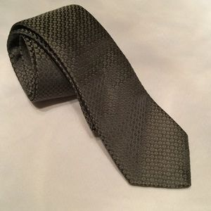 Gray Brooks Brothers Men's Tie NWT