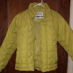 Columbia size S down jacket