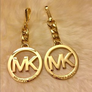 Authentic MK keychains (2 available)
