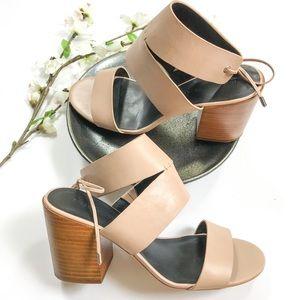 •Rebecca Minkoff• Chunky Heels