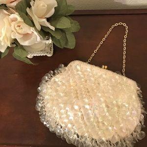 Vintage Crystals Handbag