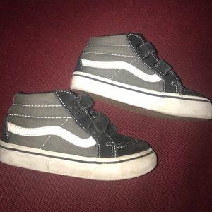 VANS boys toddler shoes
