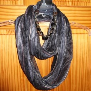 Beautiful Jewelry Scarf